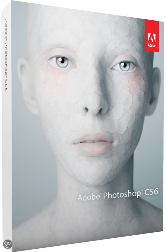 Adobe Photoshop 13 CS6 - WIN / Nederlands