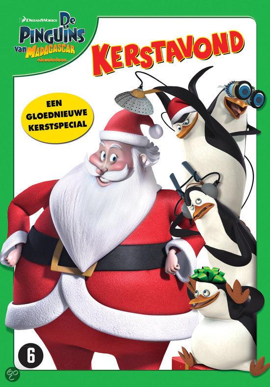 De Pinguïns Van Madagascar - Kerstavond