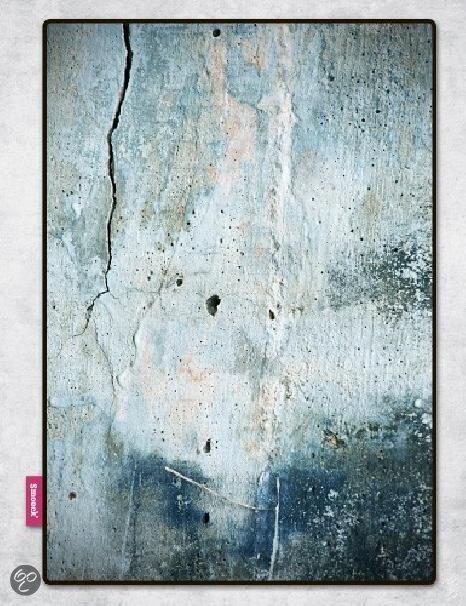 Smoeck Vloerkleed - Beton 02 100x150 cm