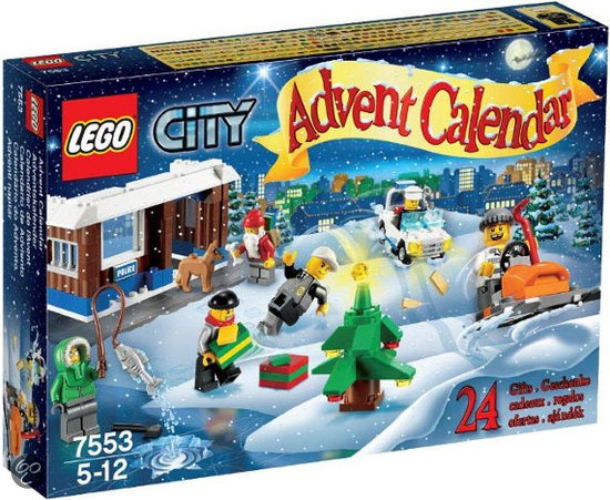 lego city adventskalender 7553 lego. Black Bedroom Furniture Sets. Home Design Ideas