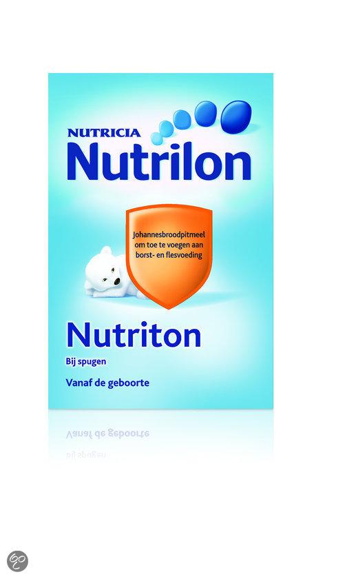 Nutrilon - Nutriton Johannesbroodpitmeel - 135 gram