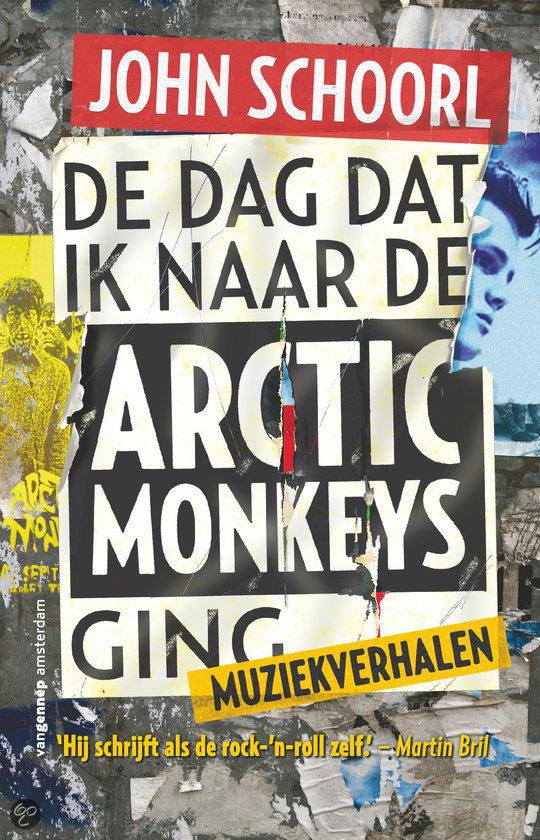 De Dag Dat Ik Naarde Arctic Monkeys Ging