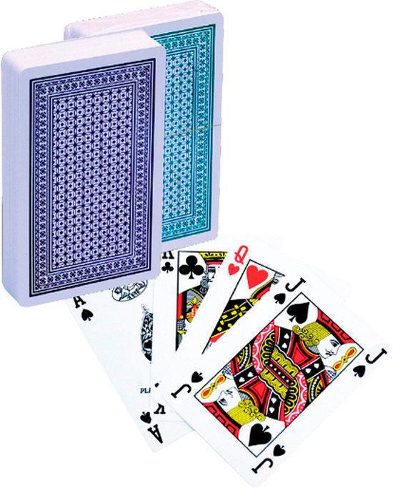 Afbeelding van het spel Lion Cards Pokekaarten 100% plastic enkel
