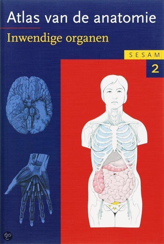Sesam Atlas Van De Anatomie / 2 Inwendige Organen