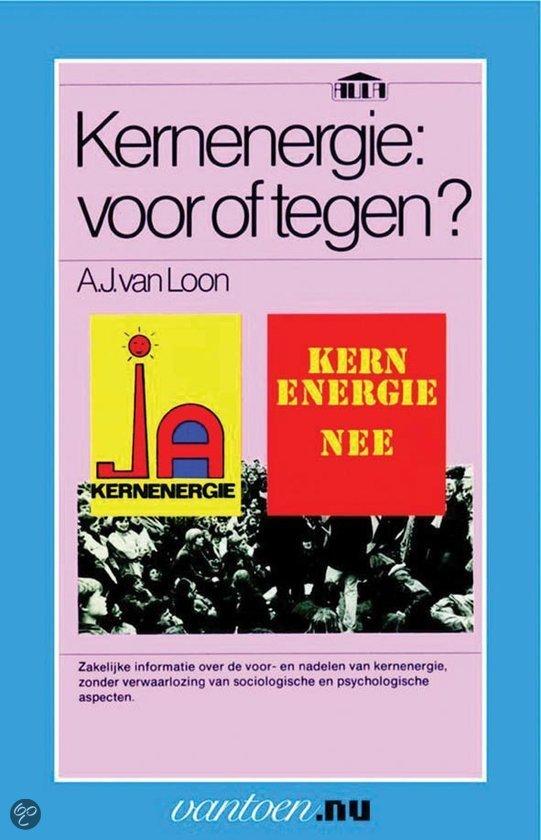 Vantoen.nu - Kernenergie: voor of tegen ?