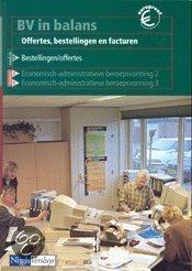 BV in balans / Offertes, bestellingen en facturen / deel Theorieboek