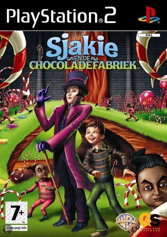 bol sjakie en de chocoladefabriek take two