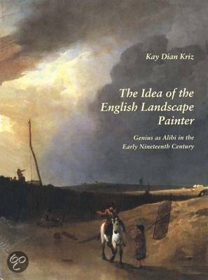 The Idea of the English Landscape Painter
