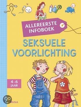 Allereerste infoboek - seksuele opvoeding