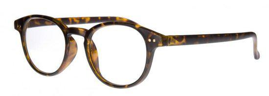 Icon Eyewear TCD003 Boston Leesbril +1.00 - Tortoise