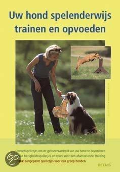Uw Hond Spelenderwijs Trainen En Opvoeden
