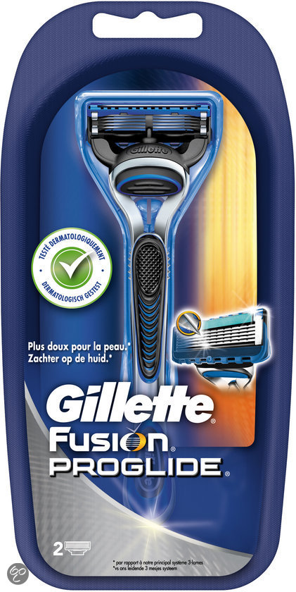 Gillette Fusion ProGlide Manual Scheersysteem
