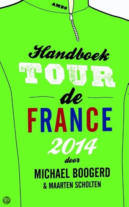 Handboek Tour de France / 2014