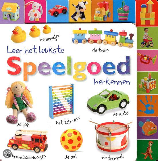 Leer het leukste speelgoed herkennen