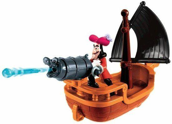 Fisher-Price Kapitein Haak's Strijdboot