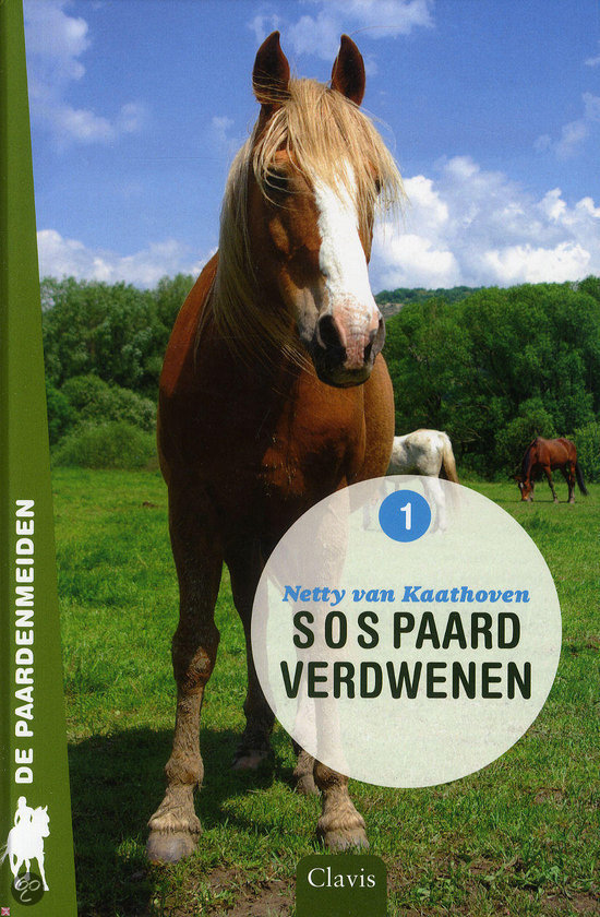 S.O.S. paard verdwenen