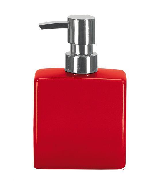 Rood zeeppompje