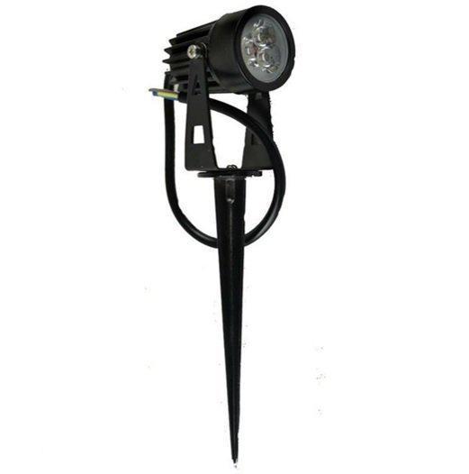 bol.com | LED tuinverlichting grond spot 12V - Warm Wit + IP68 ...