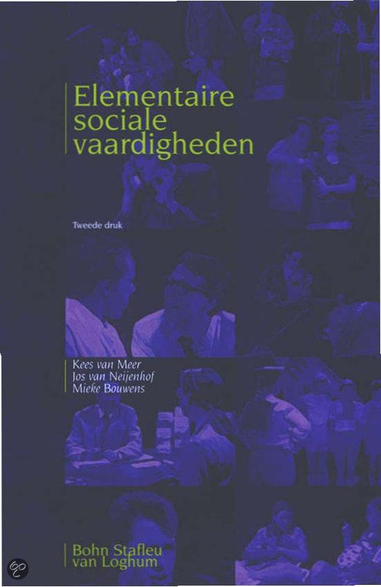 Elementaire sociale vaardigheden + Cd-ROM