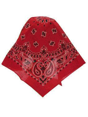 Bandana - zakdoek rood