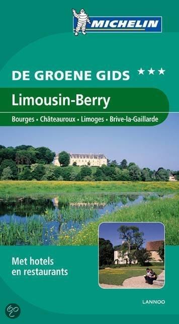 De Groene Reisgids Limousin - Berry