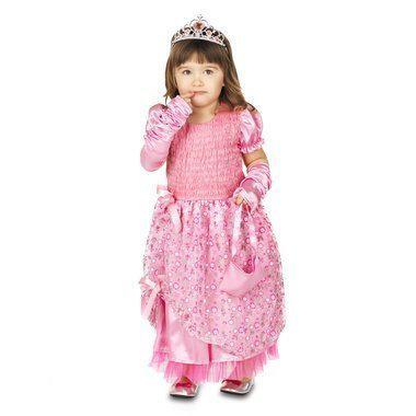 Micki prinsessenjurk 3 5 jaar for Poppenhuis kind 2 jaar