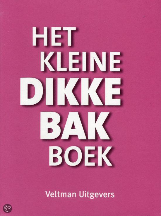 Het Kleine Dikke Bakboek