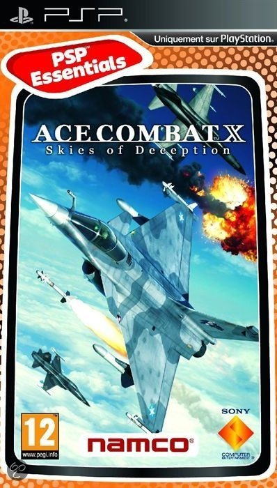 Ace Combat X Skies Of Deception - Essentials Edition