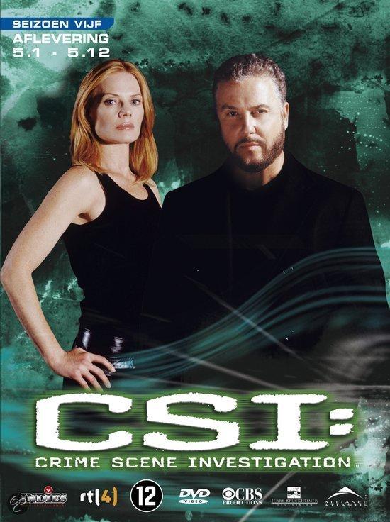 CSI: Crime Scene Investigation - Seizoen 5 (Deel 1)