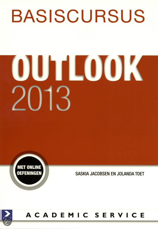 Basiscursus Outlook 2013