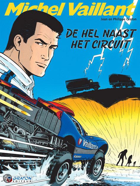 Michel Vaillant: 069 De hel naast het circuit