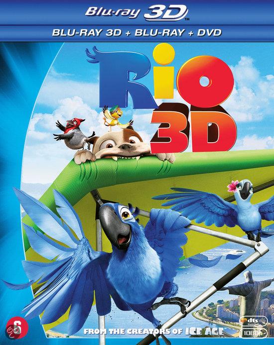 Rio (3D Blu-ray)