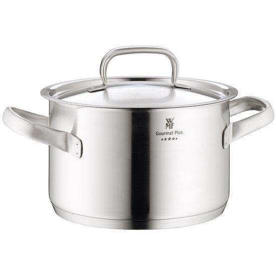 WMF Gourmet Plus Kookpan - Middelhoog - Ø 16 cm