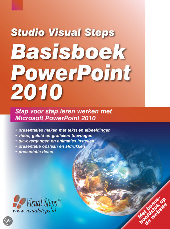 Basisboek PowerPoint 2010