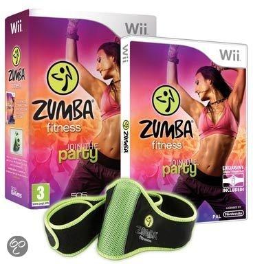 Zumba Fitness + Fitness Belt