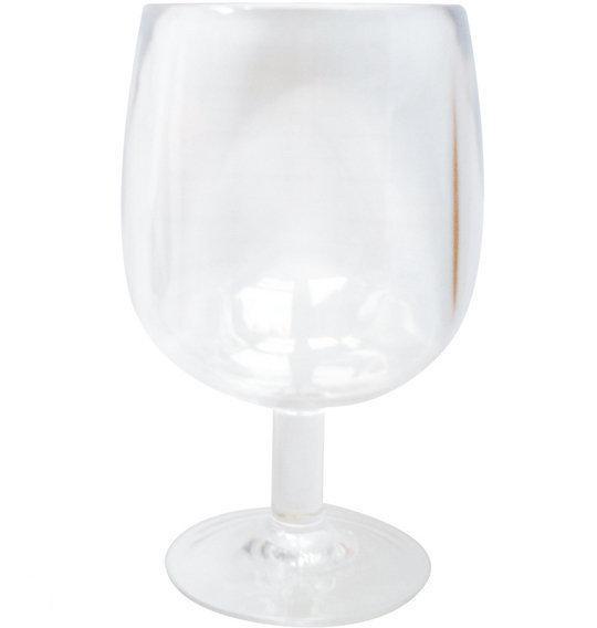 Zak!Designs Stacky Stem Wijnglas - Kunststof - 0.25 l - Transparant - 6 stuks