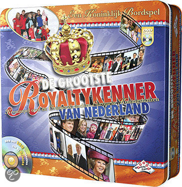 Afbeelding van het spel De Grootste Royaltykenner Van Nederland
