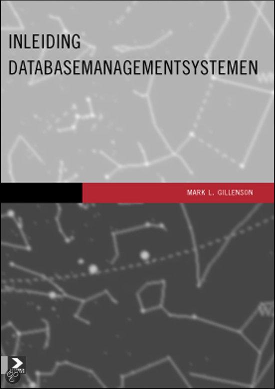 Inleiding Database managementsystemen