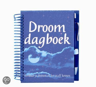 Droomdagboek Inclusief Pen