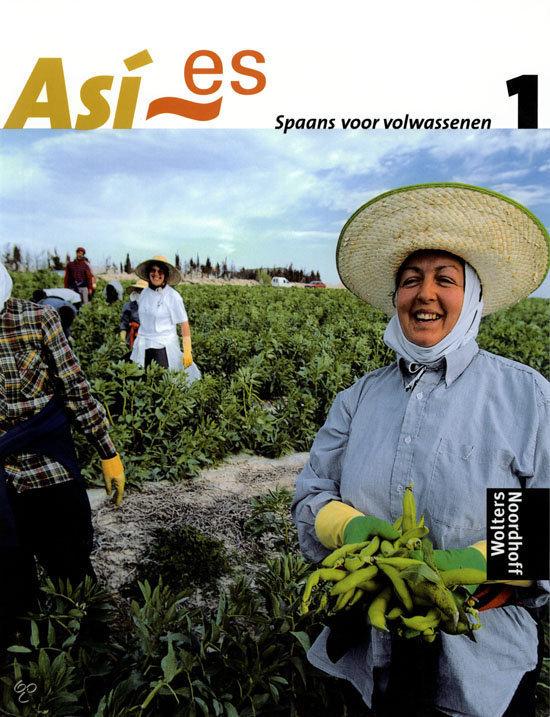 Asi es / 1 / deel Tekstboek