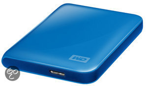Western Digital My Passport Essential - 500GB / Blauw