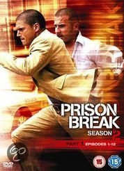 Prison Break - Season 2 (Import)