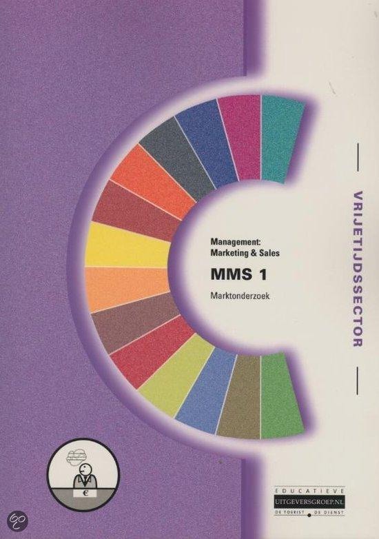 MMS 1 / Marktonderzoek