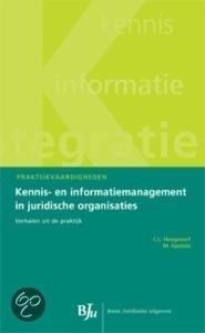 Kennis- en informatiemanagement in juridische organisaties