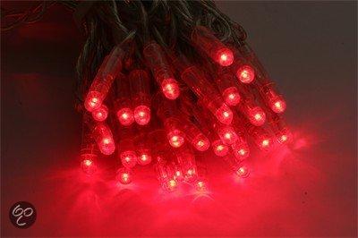 Bol Com Tronix Kerstverlichting Binnen Led Twinkel Light Rood