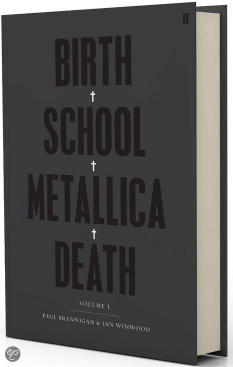 birth school metallica death brannigan paul winwood ian