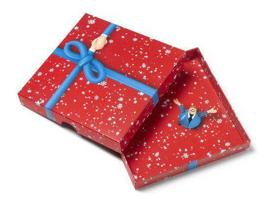 Luxe Verpakking Rood