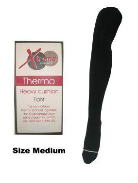 Thermo maillot zwart Maat L/XL