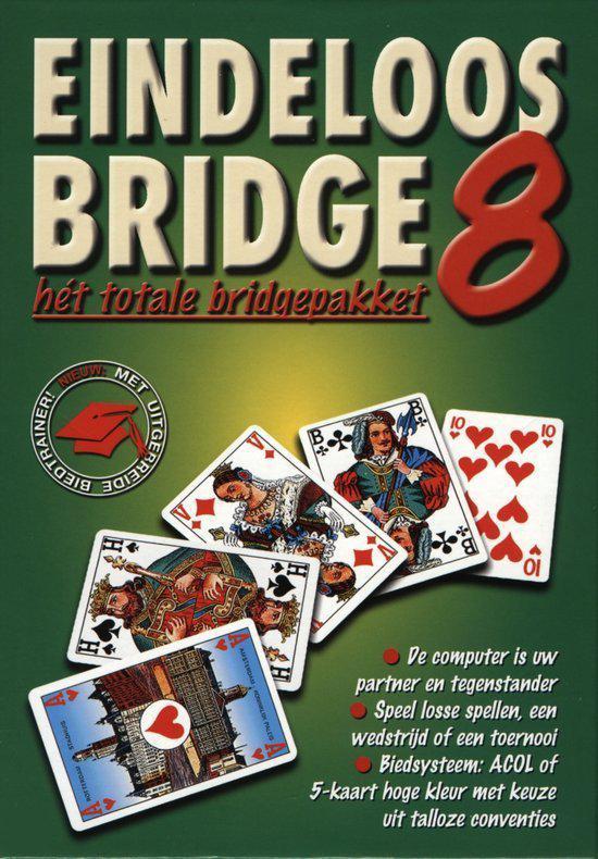 bol.com | 8 Eindeloos Bridge | Games
