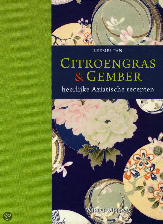 Citroengras & Gember, Leemei Tan